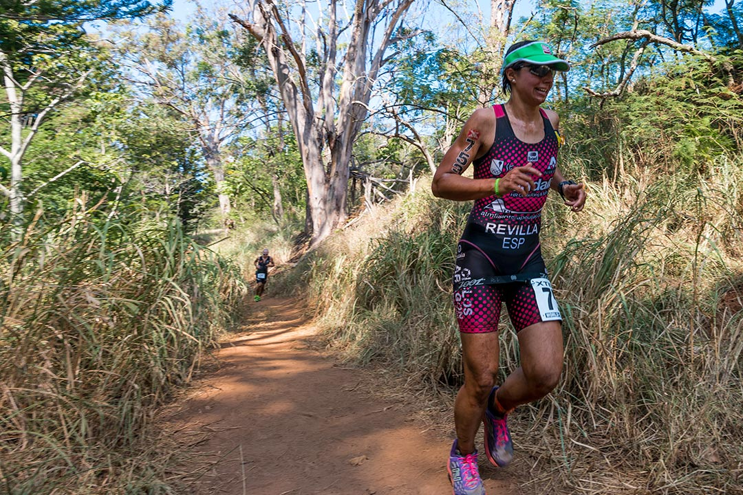 Xterra en Hawaii con Ana Revilla